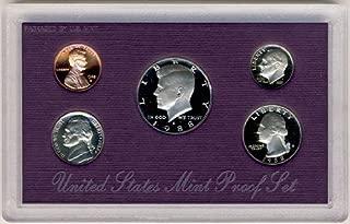 1988 U.S. Mint Proof Set