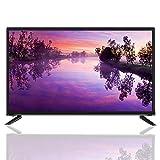Televisor LCD de 43 pulgadas,1920*1080P HDR WIFI/USB/HDMI/RF Antena/AV/RJ45 Pantalla de televisión inteligente para el hogar con función de esquema de procesamiento de reducción de ruido de imagen(UE)
