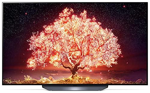 LG OLED55B19LA TV 139 cm (55 Zoll) OLED Fernseher (4K Cinema HDR, 120 Hz, Smart TV) [Modelljahr 2021]
