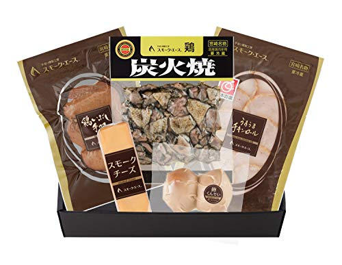 日本百選スモークギフト 結婚祝い・出産祝い・快気祝い・御礼など 燻製ギフト プチ祝い
