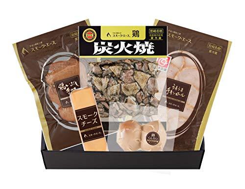 日本百選スモークギフト 【結婚祝い・出産祝い・快気祝い・御礼など】 喜ばれる燻製ギフト プチ祝いにもおすすめ