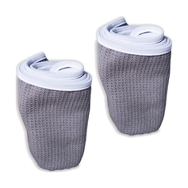 Fitness Gym Towels (2 Pack) for Workout, Sports and Exercise – Soft, Lightweight, Quick-drying, Odor-free – by desired body
