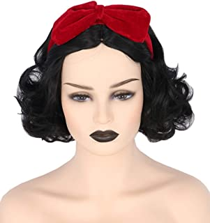 Best snow white wig Reviews