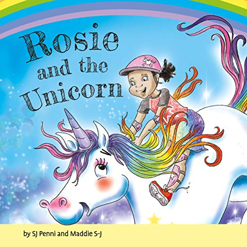 Couverture de Rosie and the Unicorn