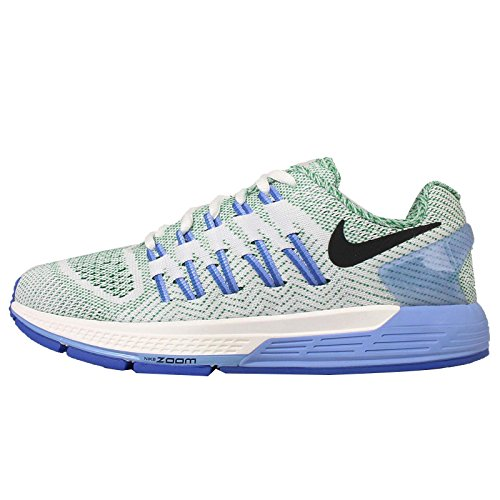 Nike Womens Air Zoom Odyssey Running Trainers 749339 Sneakers Shoes (US 7, sail Black Lucid Green 101)