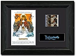 Contains Original 35mm Filmcell / Negative Rare & Highly Collectable In Stock For Instant Dispatch. Limited Edition Professionally Made Double Mounted Framed & Includes display Stand