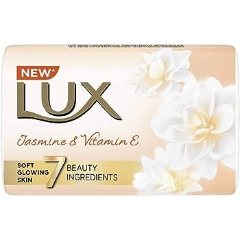 Lux Jasmine & Vitamin E Beauty Soap For Glowing Skin Mega Pack 3x150 g