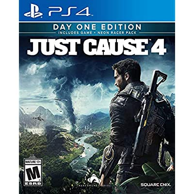 just cause ps4, End of 'Related searches' list