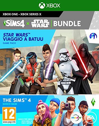 The Sims 4 Plus Star Wars - Bundle - Xbox One