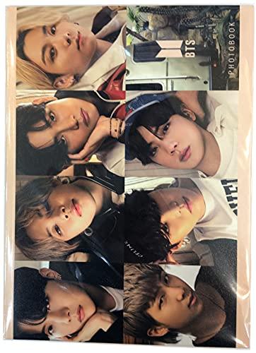 BTS Photo Book Bangtan Boys Photobook Photo Collection (BTS-02)