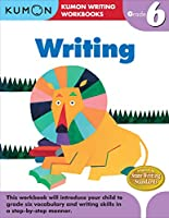 Writing: Grade 6 (Kumon Writing Workbooks)