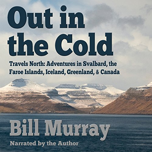 Out in the Cold audiobook cover art