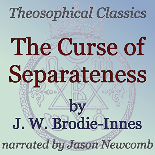 The Curse of Separateness audiobook cover art