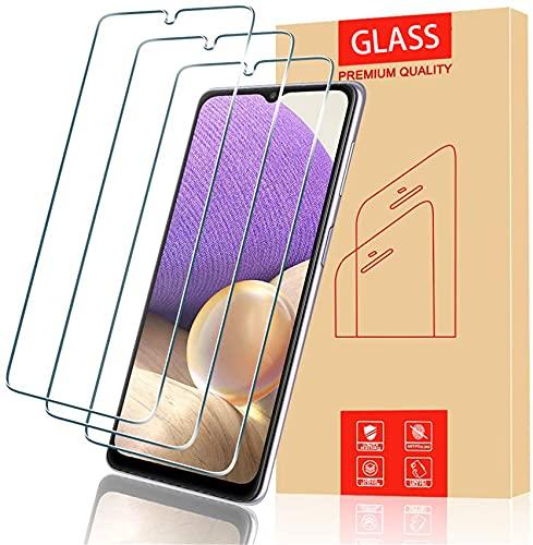 MIYOYE Película protetora de tela para Nokia X7 [pacote com 3] película de vidro temperado [dureza 9H] para Nokia X7
