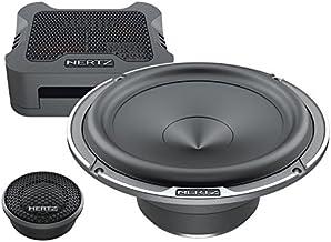 "Hertz MPK 165.3 220W Max 4-Ohm 6.5"" Two Way Car Audio Speaker Component System"