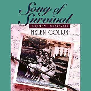 Song of Survival audiobook cover art