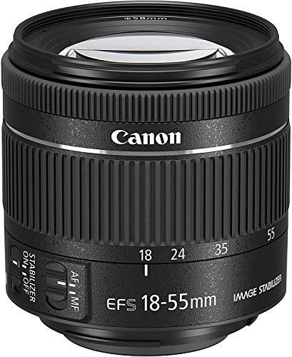 Canon 標準ズームレンズ EF-S18-55mm F4.0-5.6IS STM APS-C対応
