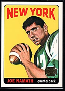 Football NFL 2001 Topps Archive #41 Joe Namath NY Jets