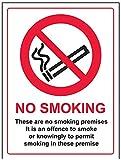 """Vsafety 57035 an-s""""no fumar/estos son"""