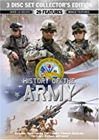 History of the Army [DVD]
