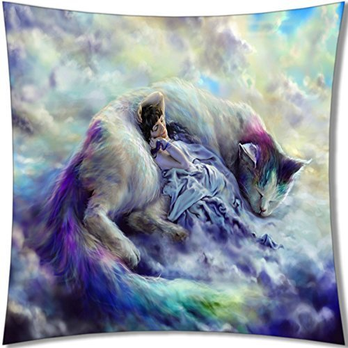 B-ssok High Quality of Lovely Cat Pillows A75