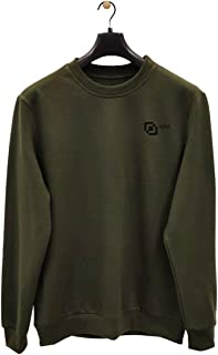 KIPA Men's and Boy's Full Sleeve Winter Wear Fleece Sweatshirt
