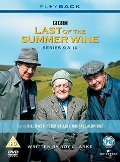 Last Of The Summer Wine - Series 9 & 10