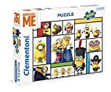 Clementoni- Minions Despicable Me 3 Puzzle, 1000 Piezas, Multicolor, pezzi (39407)