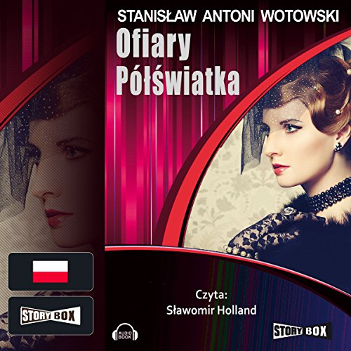 Ofiary pólswiatka audiobook cover art