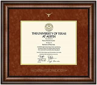 ut austin diploma frame