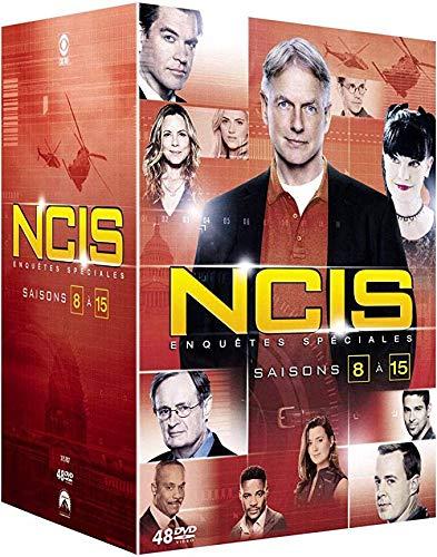 NCIS Season 8-15 / Staffel 8 9 10 11 12 13 14 15 in Deutsch & Englisch - EU Import