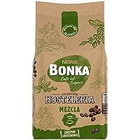 BONKA Café tostado en grano para Hostelería mezcla - 1 kg