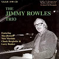 Our Delight by JIMMY ROWLES (1997-06-24)