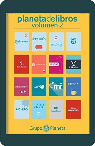 Planeta de libros. Volumen 2 (Spanish Edition)