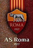 AS Roma 1927: Taccuino di calcio I AS Roma Notebook I Football Journal