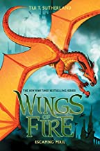 Escaping Peril (Wings of Fire, Book 8), 8