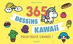 365 dessins kawaii pour toute l'année ! de Mayumi Jezewski