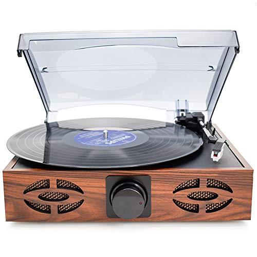 VSander Retro-Vinyl-Plattenspieler Antikes Grammophon Retro-Vintage-Klassiker Modernes Wohnzimmer Im Europäischen Stil Zu Hause