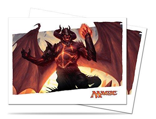 "Official Magic: The Gathering Battle For Zendikar ""Ob Nixilis Reignited"" Standard Deck Protector Sleeves (80 count pack)"