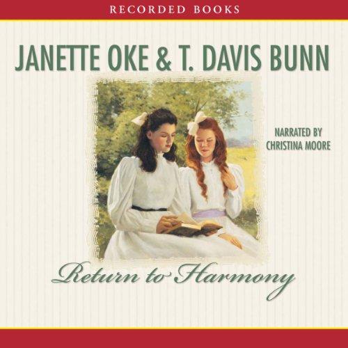 Return to Harmony audiobook cover art