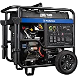 Westinghouse WGen12000 Ultra Duty Portable Generator - 12000 Rated Watts & 15000 Peak...