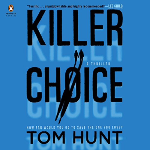 Killer Choice audiobook cover art