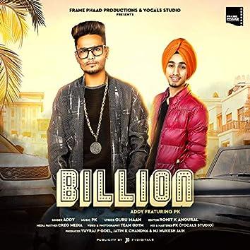Billion (feat. Pk)