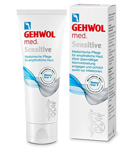 Gehwol Med Sensitive Cream 75 ml / 2.6 oz