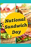 National Sandwich Day: November 3rd | Slices of Meat | bread slices | 4th Earl of Sandwich | Cheese | Peanut Butter Jelly | Gift Under 10 | Deli Meats | Funny gift For sandwich lovers