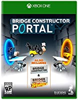 Bridge Constructor Portal Xbox One ブリッジコンストラクタポータル 北米英語版 [並行輸入品]