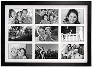 9 window picture frame