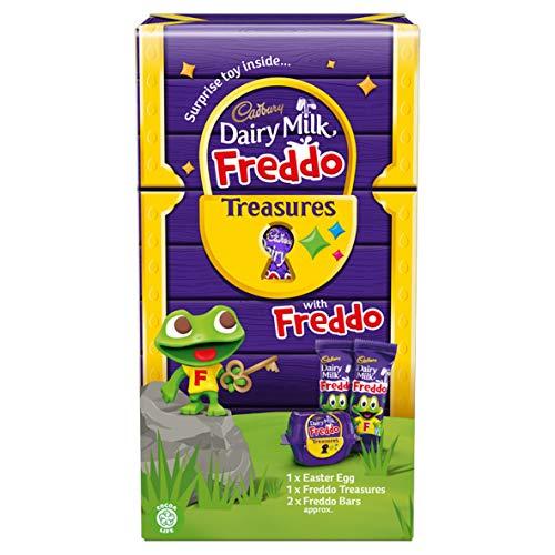 Cadbury Freddo Treasures Uovo Di Cioccolato Di Pasqua 150g
