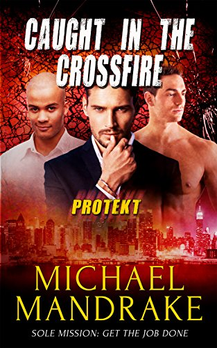 Caught in the Crossfire (PROTEKT Book 3) (English Edition)