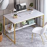 Computer Office Desk Computer Desktop Desk Student Writing Desk Computer Desk Workstation Dining...